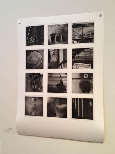 lexicon: anderson: photogravure etching (12 polymer plates)