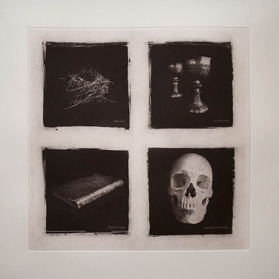 Value squares: photogravure