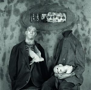 Liberation, 2011 © Roger Ballen