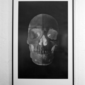 Yin of Impermanence 6 photogravure plates (polymer) on etching paper 20 x 30
