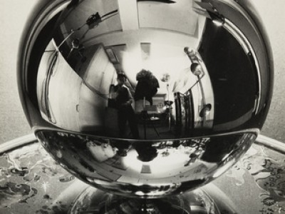 Man Ray. Laboratory of the Future. 1935. Gelatin silver print, 9 1/16 x 7