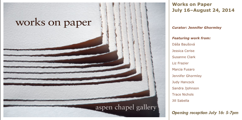 Works on Paper Show