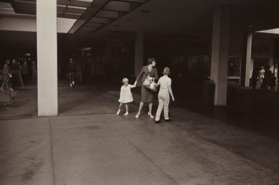 A Garry Winogrand photograph taken in Portland, Ore., in 1964. Credit Photograph by Garry Winogrand. From Center for Creative Photography, University of Arizona