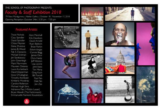 AAU 2018 Faculty Art Exhibition