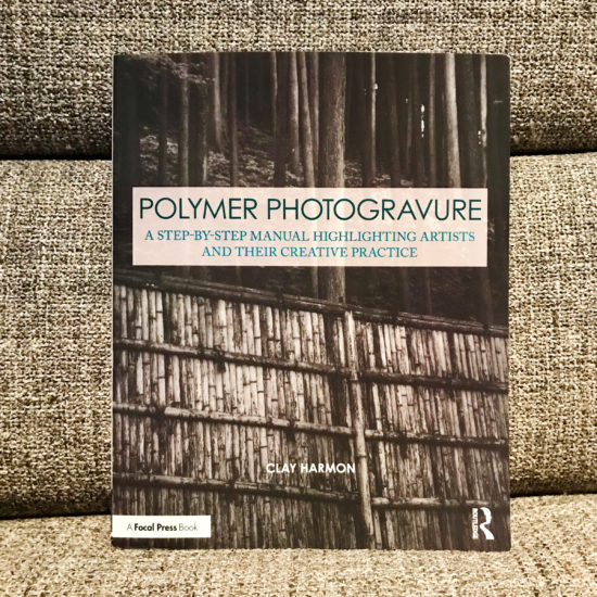 Polymer Photogravure Book