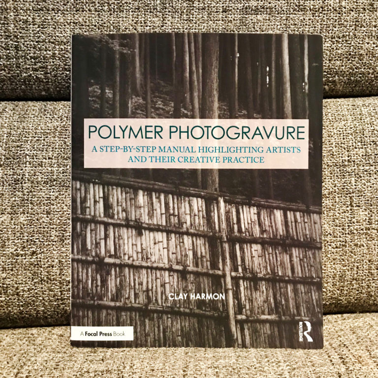 Polymer Photogravure Book