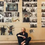 Annie Leibovitz at the Hauser & Wirth gallery in Los Angeles.CreditCreditAnnie Leibovitz; Rozette Rago for The New York Times