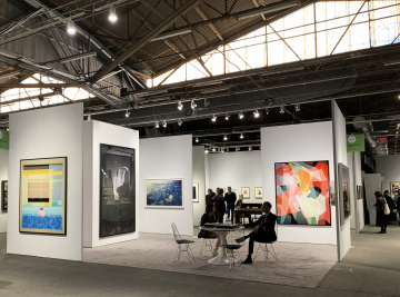 The Photography Show presented by AIPAD, April 4-7, Pier 94, (all photos by the author for Hyperallergic, except where otherwise noted)