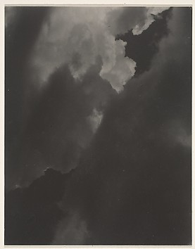 Alfred Stieglitz, Equivalent, 1925. Image via The Met.