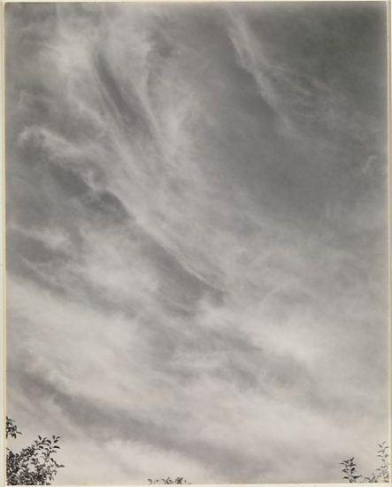 Alfred Stieglitz, Equivalent 27C, 1933. Image via The Met.