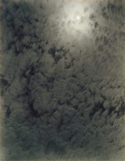 Alfred Stieglitz, Equivalent, 1926. Image via The Met.