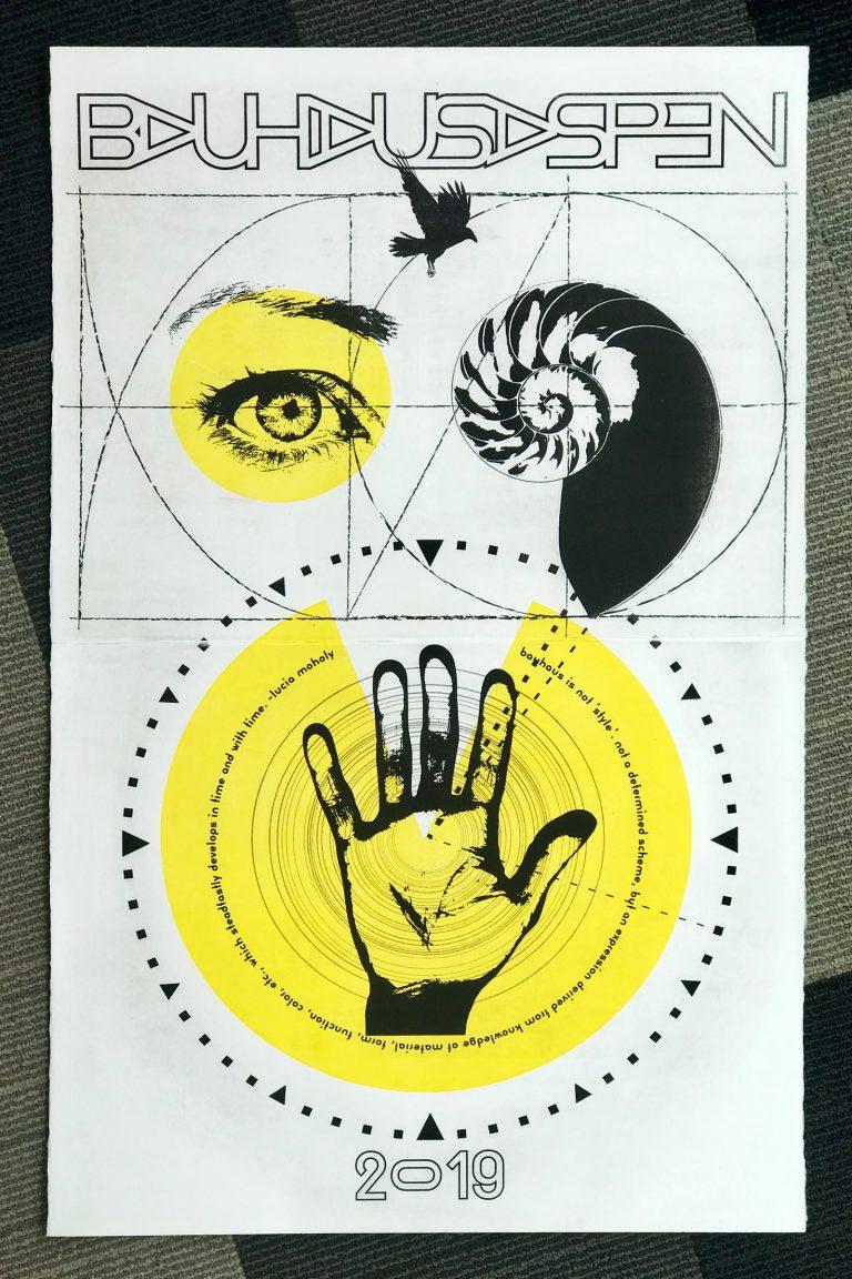 Great Ideas Bauhaus Poster