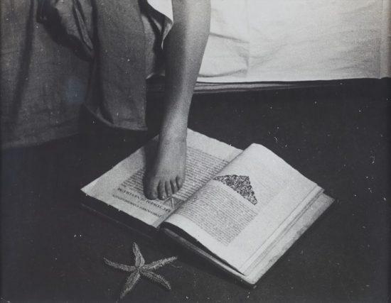 "Man Ray, Film Still from ""L'étoile de mer"", 1928  Gelatin silver print, 9 ⅛ × 11 ⅞ inches (23 × 30 cm) © Man Ray Trust/Artists Rights Society (ARS), New York/ADAGP, Paris 2019"