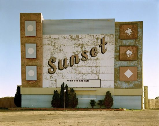 Stephen Shore     West 9th Avenue, Amarillo, Texas, October 2, 1974, 1974 The Museum of Modern Art