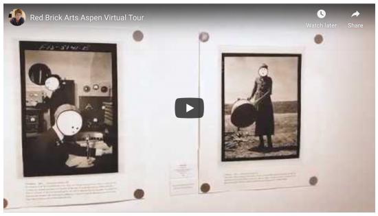 virtual gallery tour