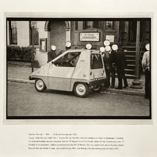 Trace Nichols: Electric Vehicles